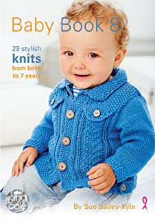 DK KNITTING PATTERN FROM BIRTH 7 YEARS  COATS AND BERET 59