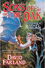 Sons of the Oak: The Fifth Book of The Runelords Kindle Edition