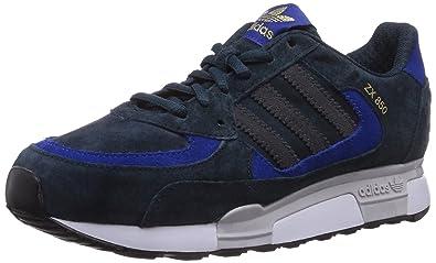 best sneakers 62eab d8215 adidas Originals ZX 850, Unisex Adults Low-Top Sneakers, Blue (Petrol Ink