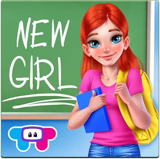 New Girl in High School - My First Day