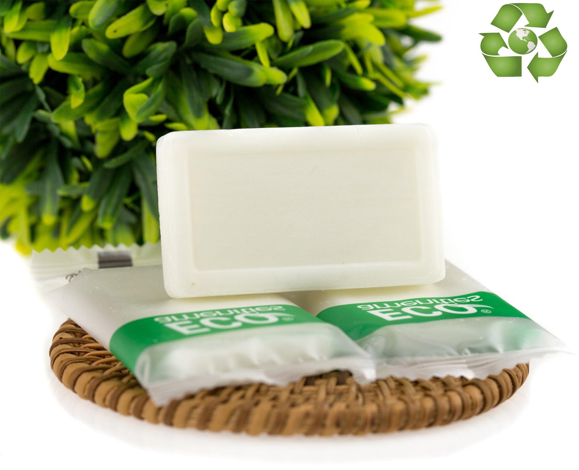 ECO AMENITIES Travel Size Soap - bar