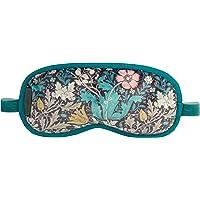 Morris & Co. Beauty Pink Clay and Honeysuckle Velvet Sleep Eye Mask