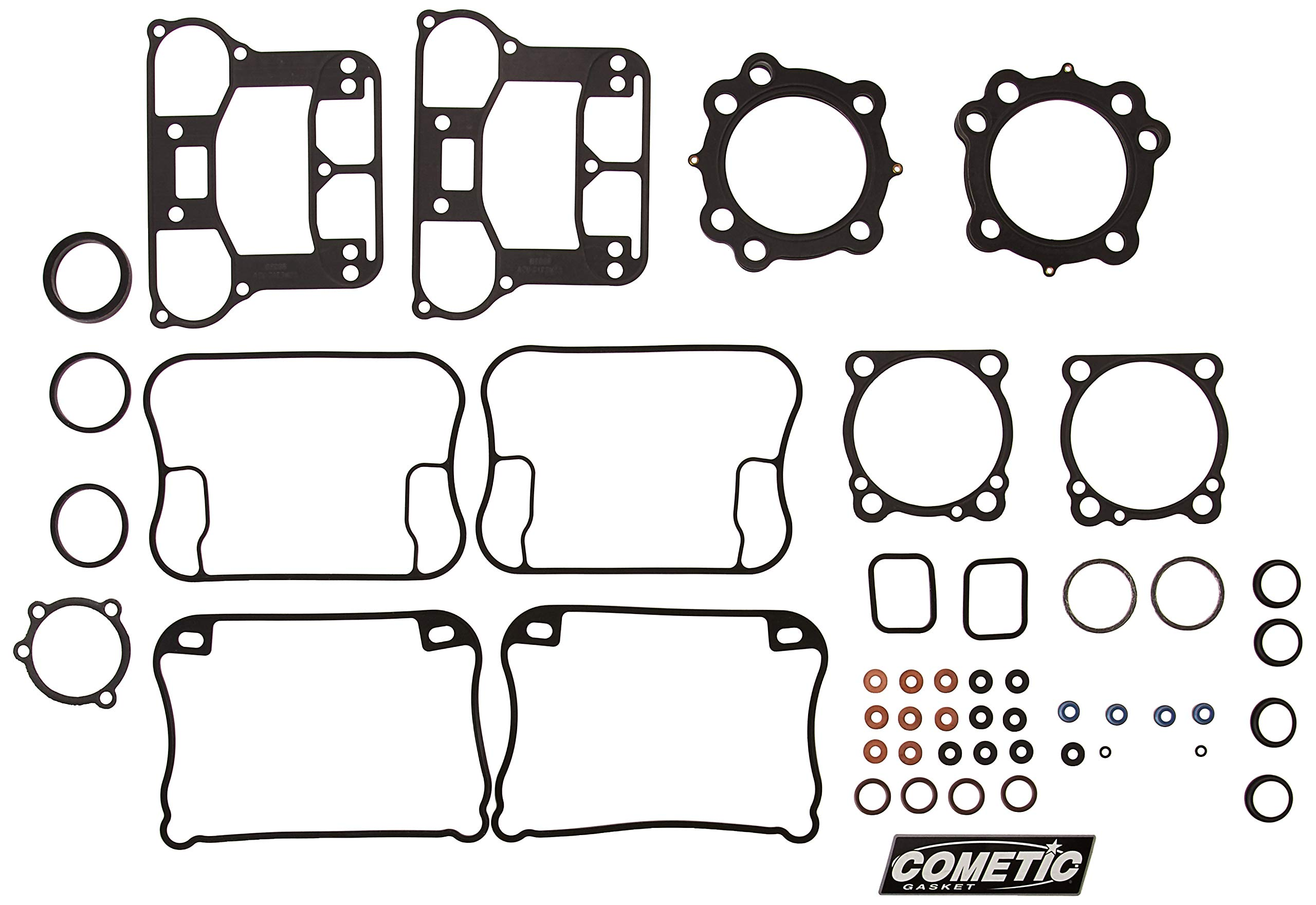Cometic C9763 Top End Gasket Kit by Cometic Gasket