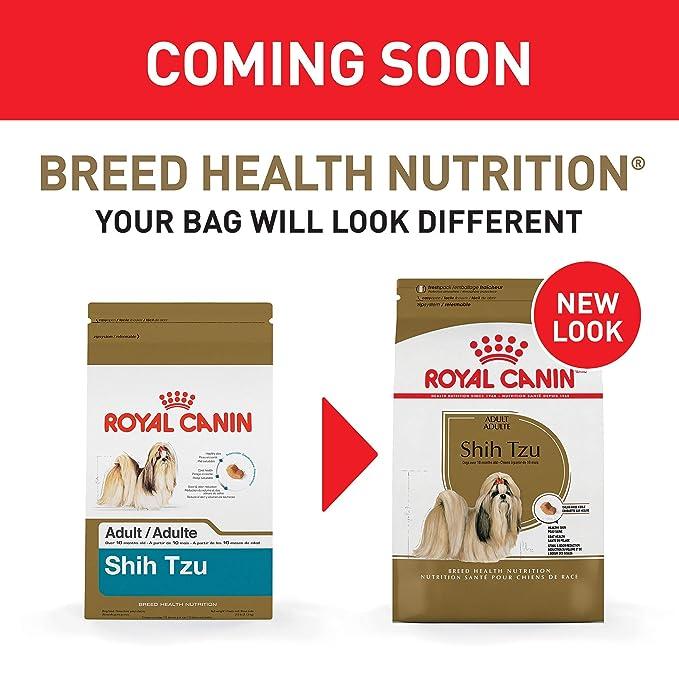 4bc6c8479 Amazon.com: Royal Canin Breed Health Nutrition Shih Tzu Adult Dry Dog Food,  2.5-Pound: Pet Supplies