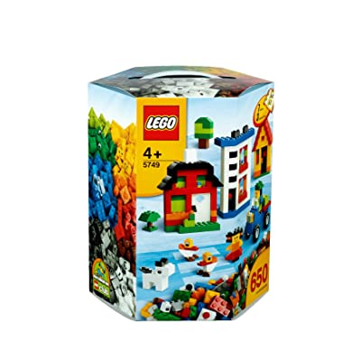 LEGO Creative Building Kit, 650 pieces 5749: Toys & Games