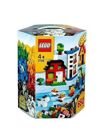 Bauplatte Lego Duplo Bausteine