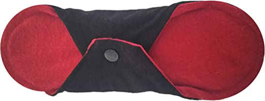 Bio compresa de higiene compresa/protegeslips/Menstrual Pads de algodón lavable reutilizable: Amazon.es: Hogar