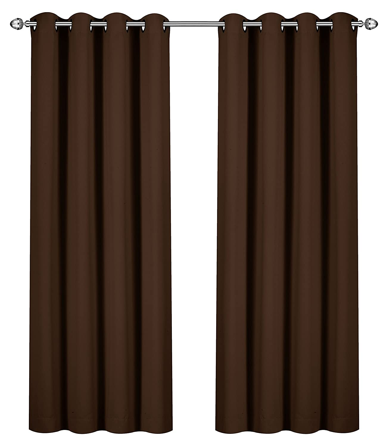 Darkening Curtains Window Panel Drapes