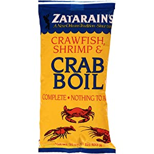 Zatarain's Crawfish, Shrimp & Crab Boil, 16 oz