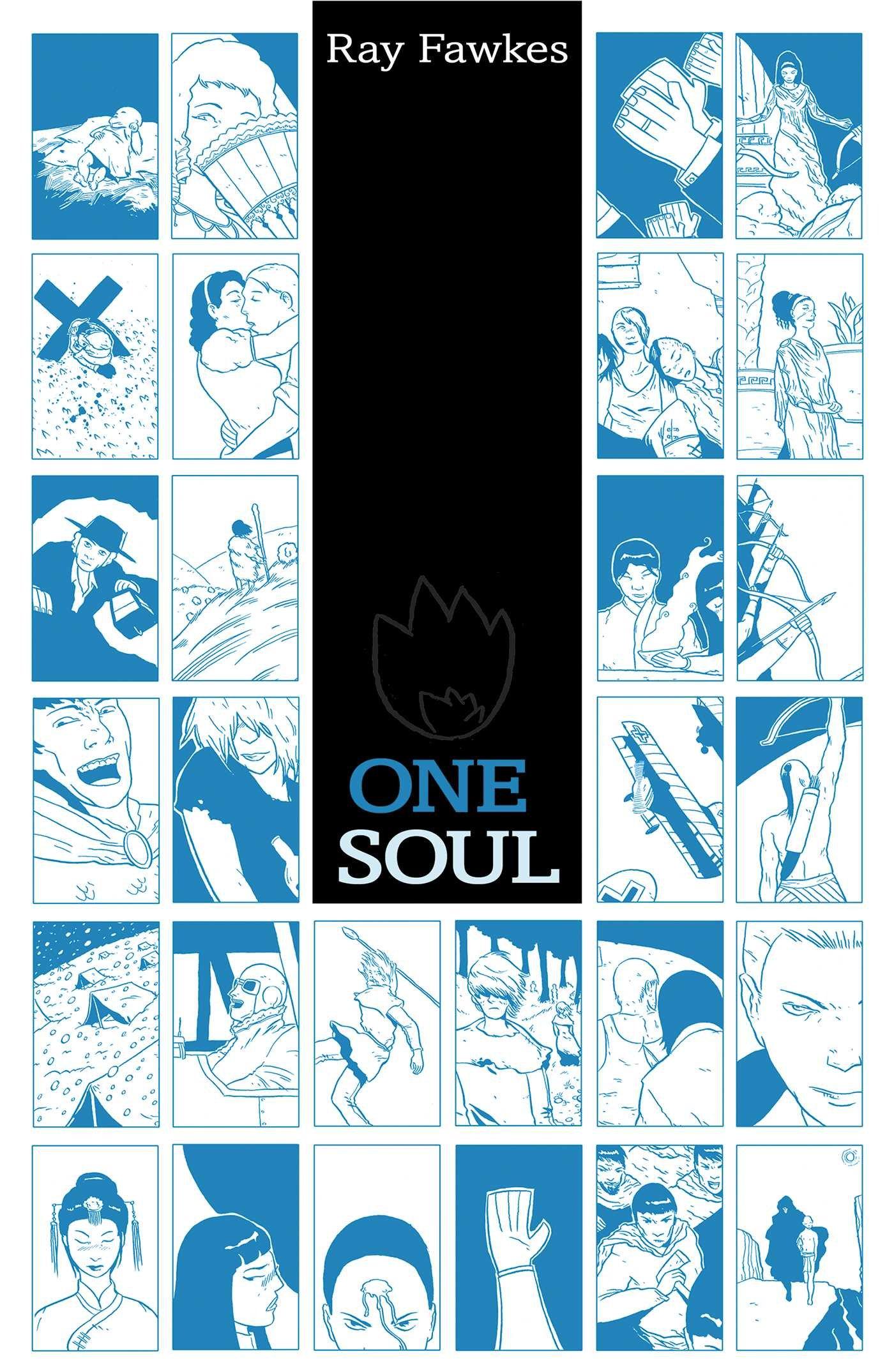 One Soul: Ray Fawkes: 9781934964668: Amazon.com: Books