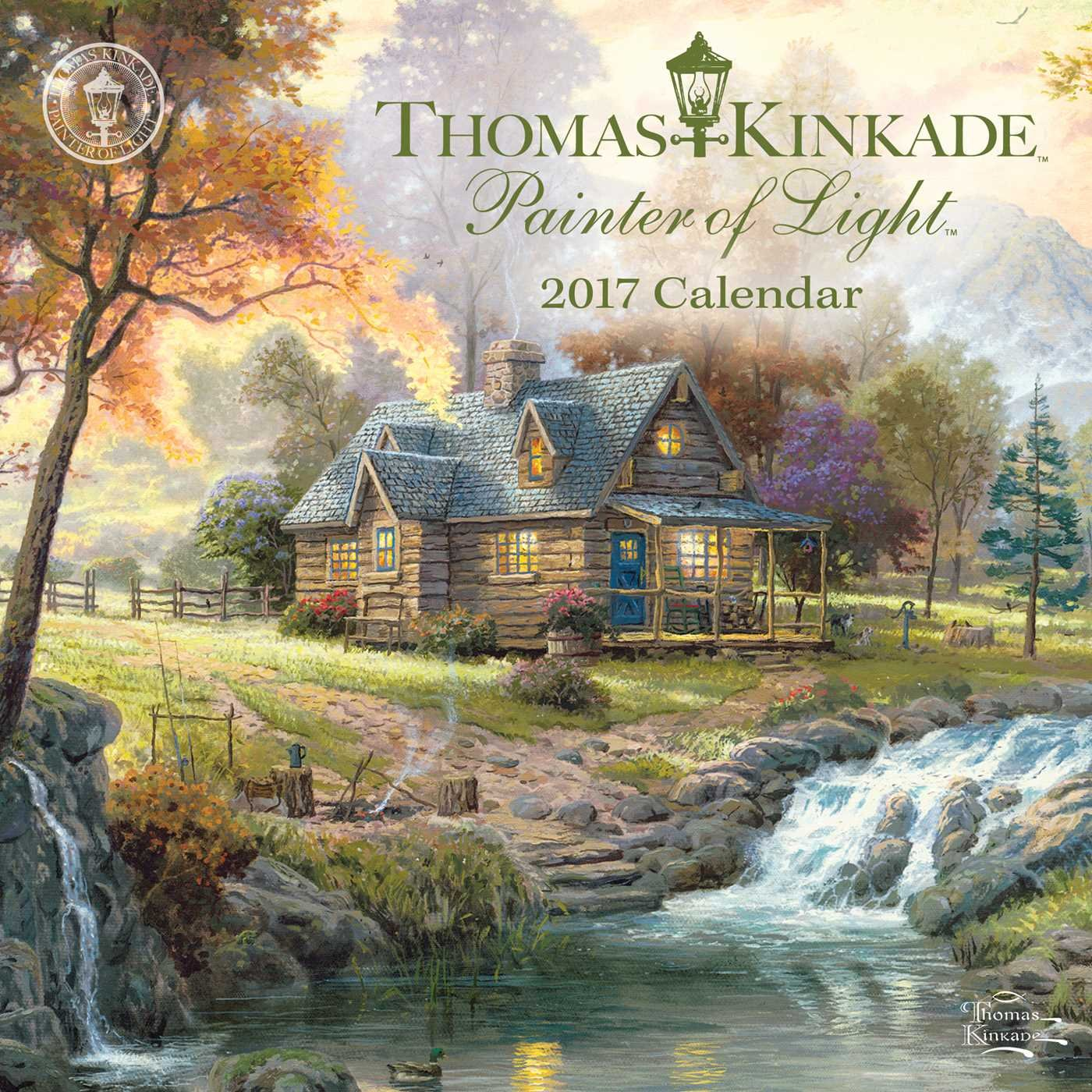 High Quality Buy Thomas Kinkade Painter Of Light 2017 Mini Wall Calendar Book Online At  Low Prices In India | Thomas Kinkade Painter Of Light 2017 Mini Wall  Calendar ... Nice Look