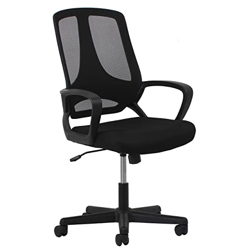 OFM Essentials Collection Swivel Mesh High-Back Task Chair