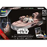 Revell 06050 Modellbausatz X-34 Landspeeder Star Wars 1:14 Limited Edition Set