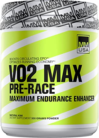 VO2 MAX by MMUSA, Boosts Endurance, Fight Fatigue, Enhances Intense Cardio. Get Stronger, Fast. Stimulates Adrenaline Release, Increases ATP Production. Boosts Mental and Physical Endurance.