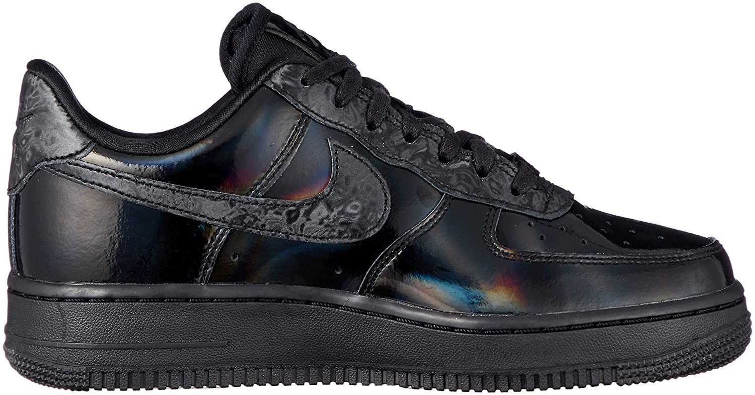 Nike Negro Nike Wmns Air Force 1 07 Prm NegroNegro Summit