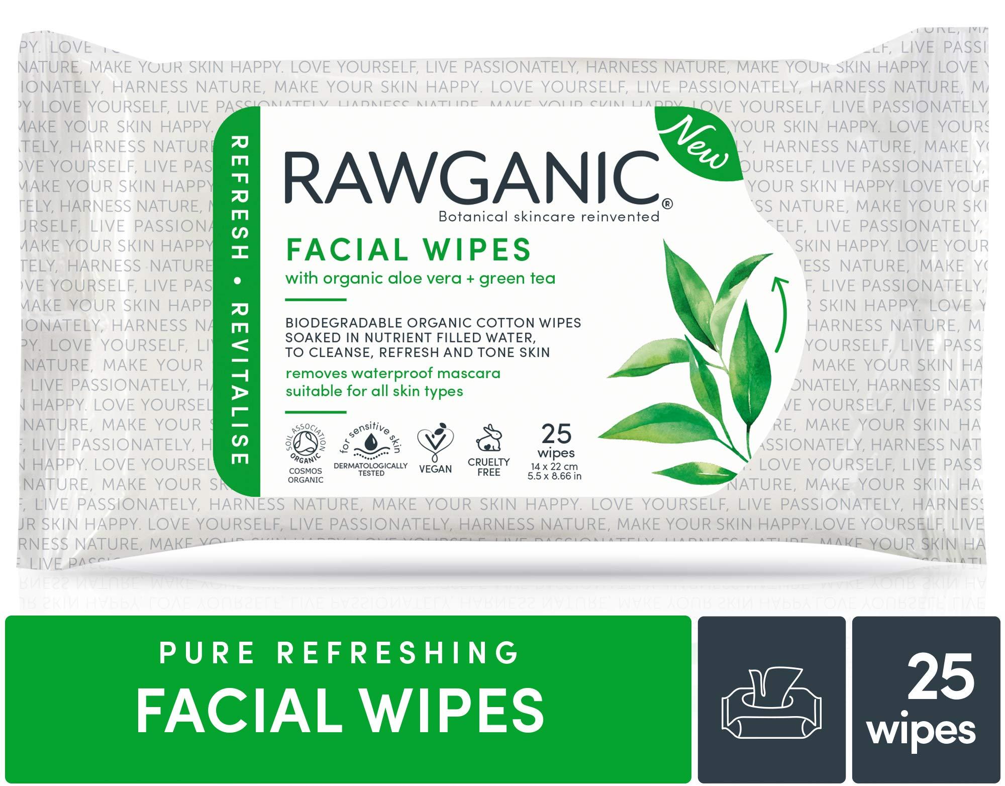 Amazon Com Rawganic Organic Anti Aging Dry Skin Hydrating
