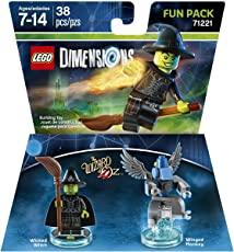 LEGO Dimensions Fun Pack Wizard Of Oz Wicked Witch - Wizard Of Oz Wicked Witch Edition