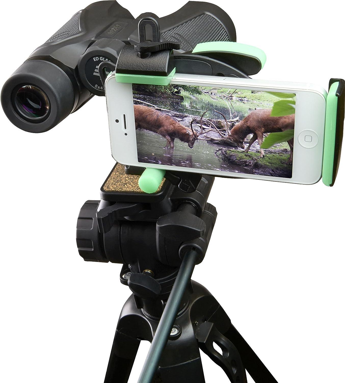 Carson HookUpz - Adaptador óptico universal de digiscoping para ...