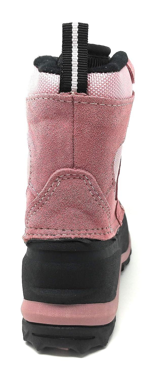Ranger Tundra Big Kid Pac Boots Model A494 Pink//Black 50/º F Size 4 M