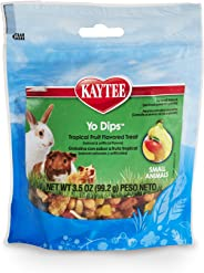 Kaytee Fiesta Tropical Fruit Yogurt Mix Small Animal Treats