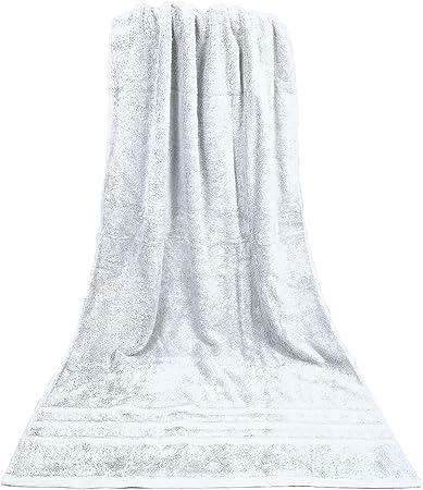 Toalla de baño, toalla de mano, toalla de ducha, calidad prémium, 100% algodón egipcio, color natural, tamaño 70 x 140 cm, 600 g/m², toalla de playa, toalla de mano, tamaño grande, tamaño