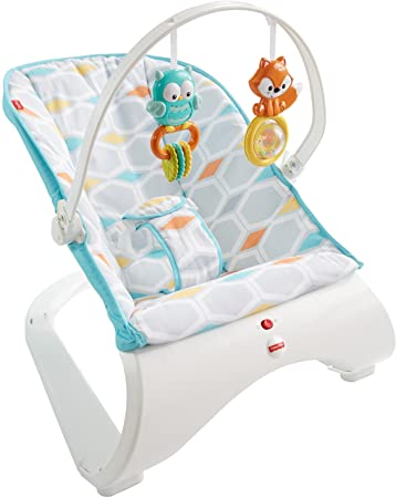 5f5d7d8f3 Fisher-Price Comfort Curve Bouncer  Amazon.ca  Baby