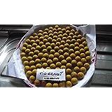 GRAHAMDN1A 5 kg TIGERNUT 16mm Boilies, Carp Bait SHELF LIFE …