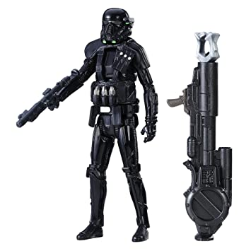 Star Wars Rogue One Imperial Death Trooper and Commando Pao Deluxe Figure Pack