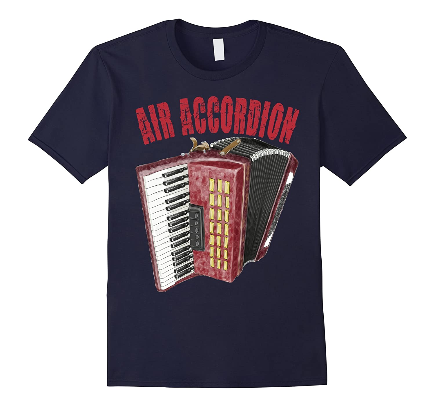 Air Accordion Shirt - Cool Gift For Musician-TJ