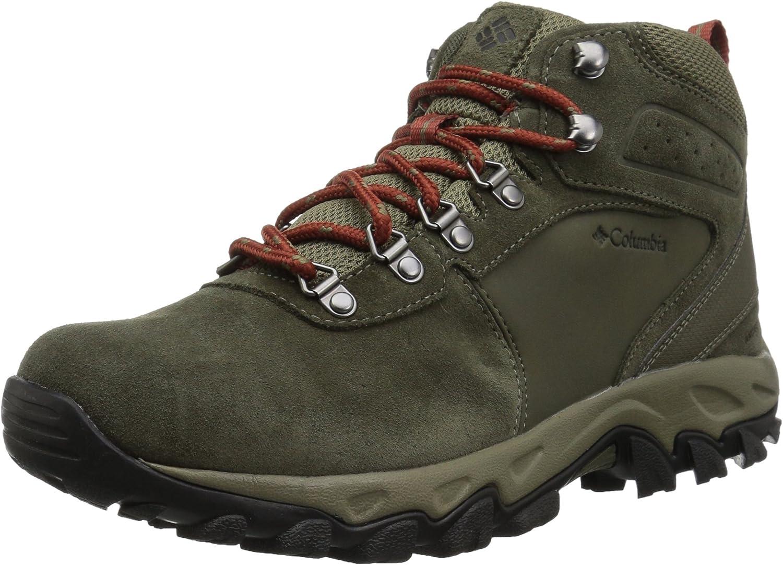 Columbia Men s Newton Ridge Plus Ii Suede Waterproof Hiking Shoe
