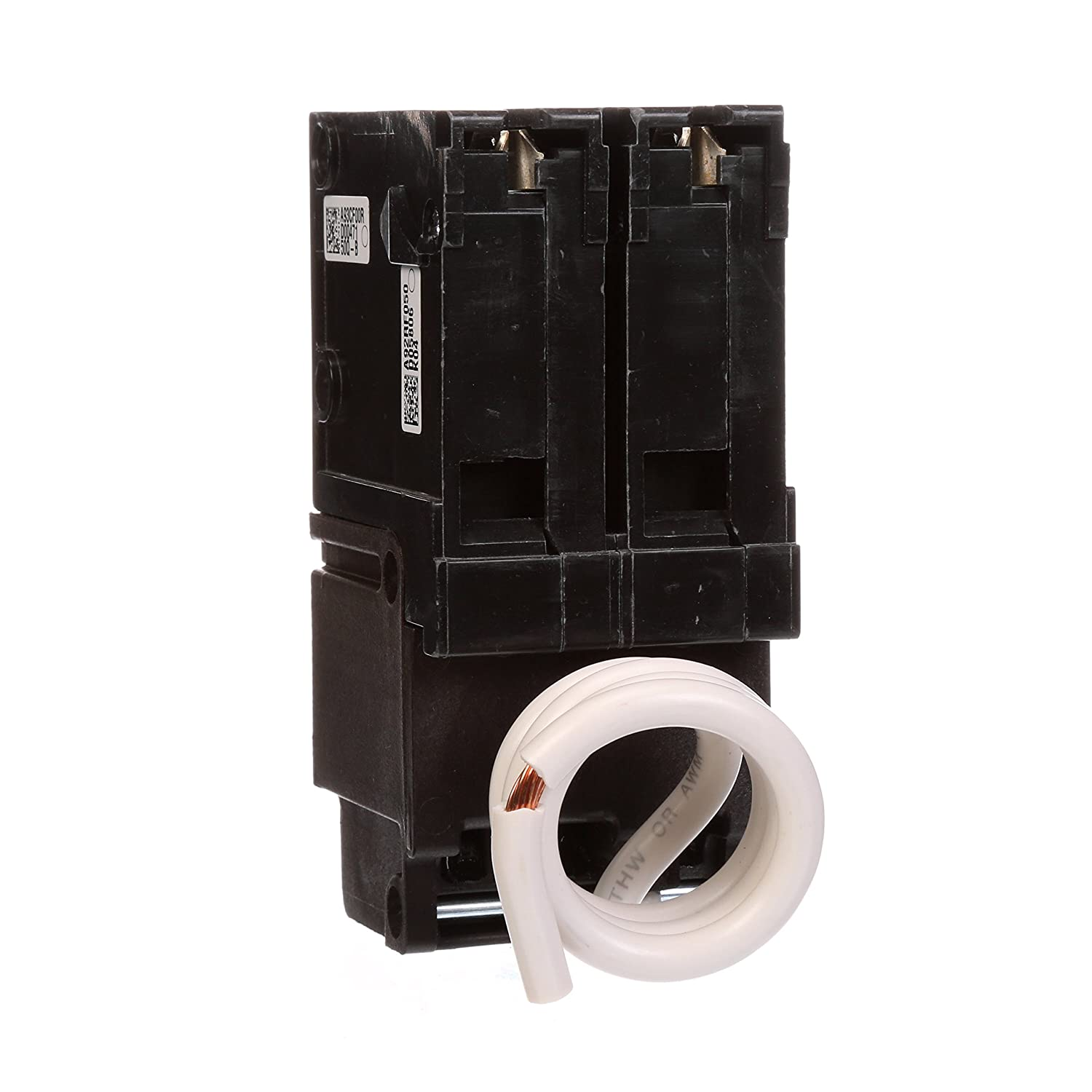 Murray Mp250gfa 50 Amp 2 Pole Gfci Circuit Breaker With Self Test 20 In Doublepole Lockout Feature