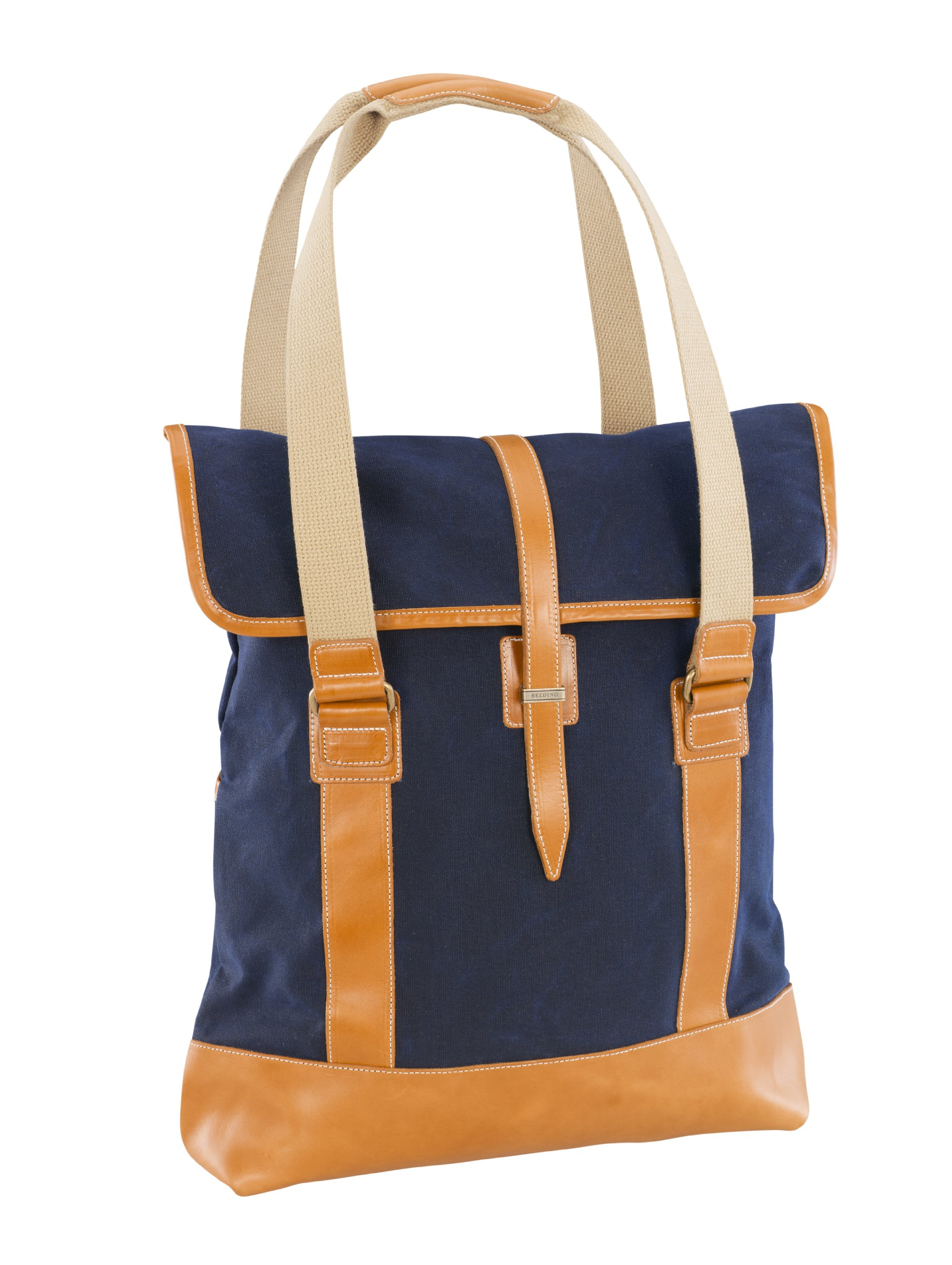 BELDING American Collection Tote Bag, Navy