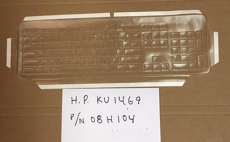 HP KU1469 Viziflex Keyboard Cover