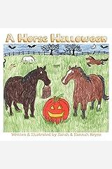 A Horse Halloween Paperback