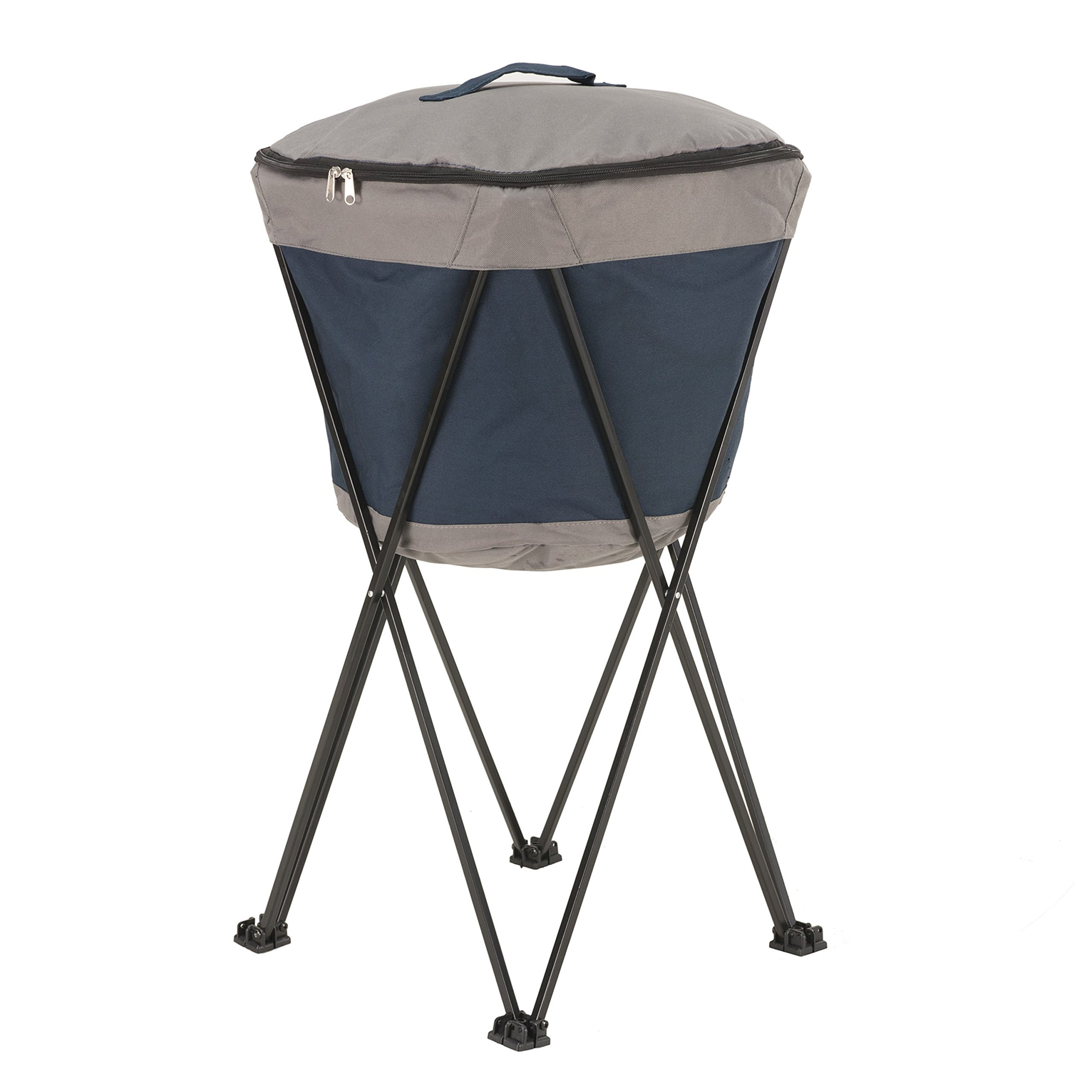 Sunjoy Forbes Portable Tub, 19.68 by 19.68 by 30-Inch