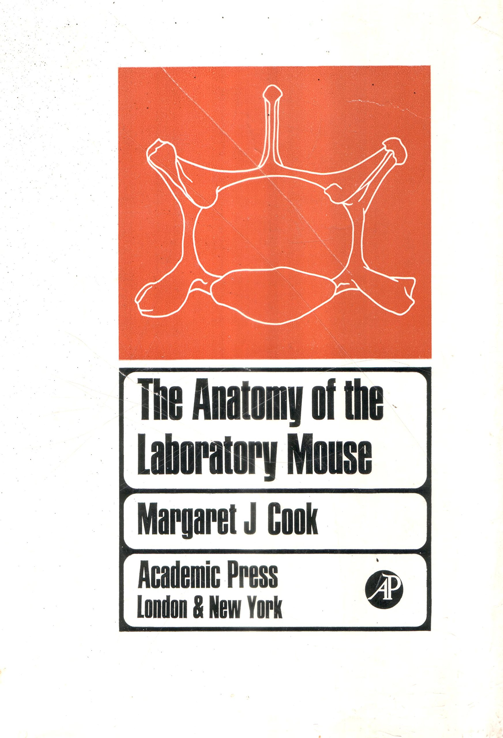 The Anatomy of the Laboratory Mouse: Margaret J. Cook: Amazon.com: Books