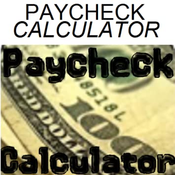 paycheck calculator salary or hourly plus annual summary of tax holdings deductions