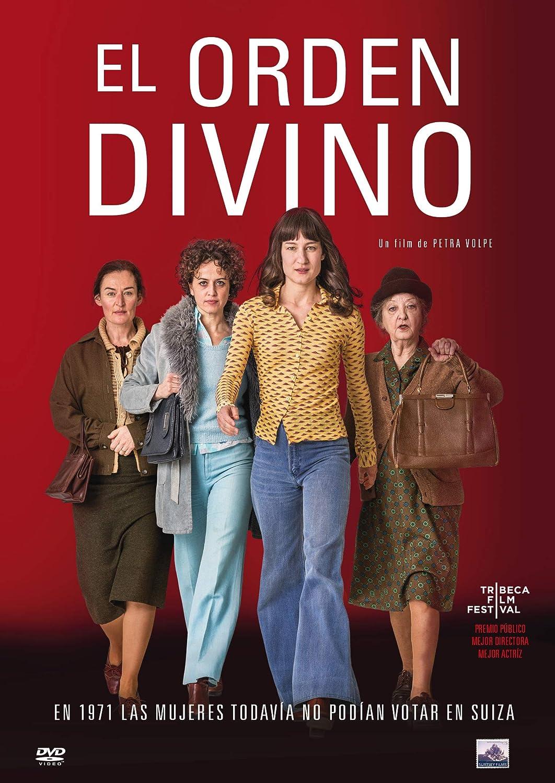 El orden divino [DVD]
