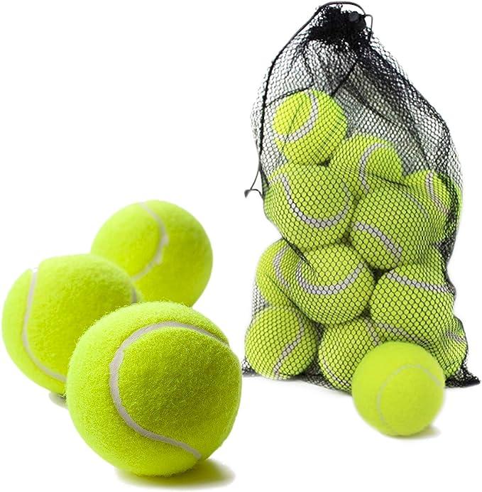 Bramble 15 Pelotas de Tenis Duras - Ideales para Deportes ...
