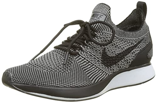 Nike Air Zoom Mariah Flyknit Racer, Zapatillas para Hombre, Gris Light Charcoal Black, 41 EU: Amazon.es: Zapatos y complementos