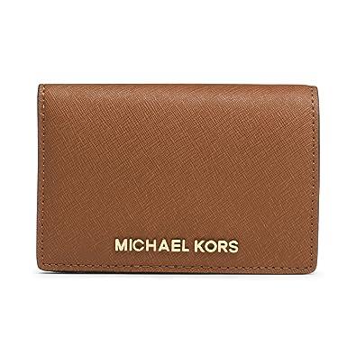 983b8d972820 Michael Kors-Jet Set Travel Medium Slim Wallet - Luggage.  Amazon.co.uk   Shoes   Bags