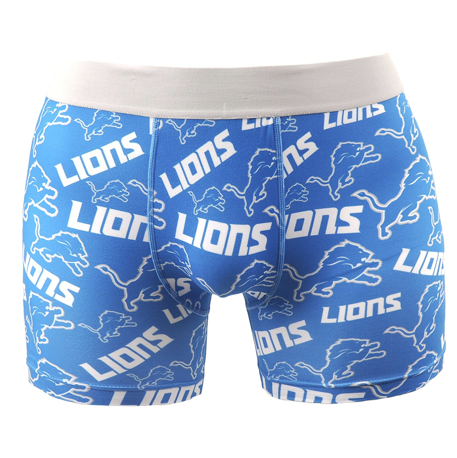 2d6b4de5 NFL Mens Repeat Logo Compression Underwear Forever Collectibles ...