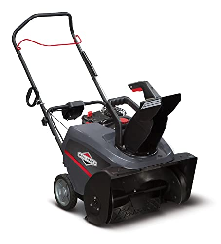 Briggs & Stratton 1696509 Single Stage Snow Thrower