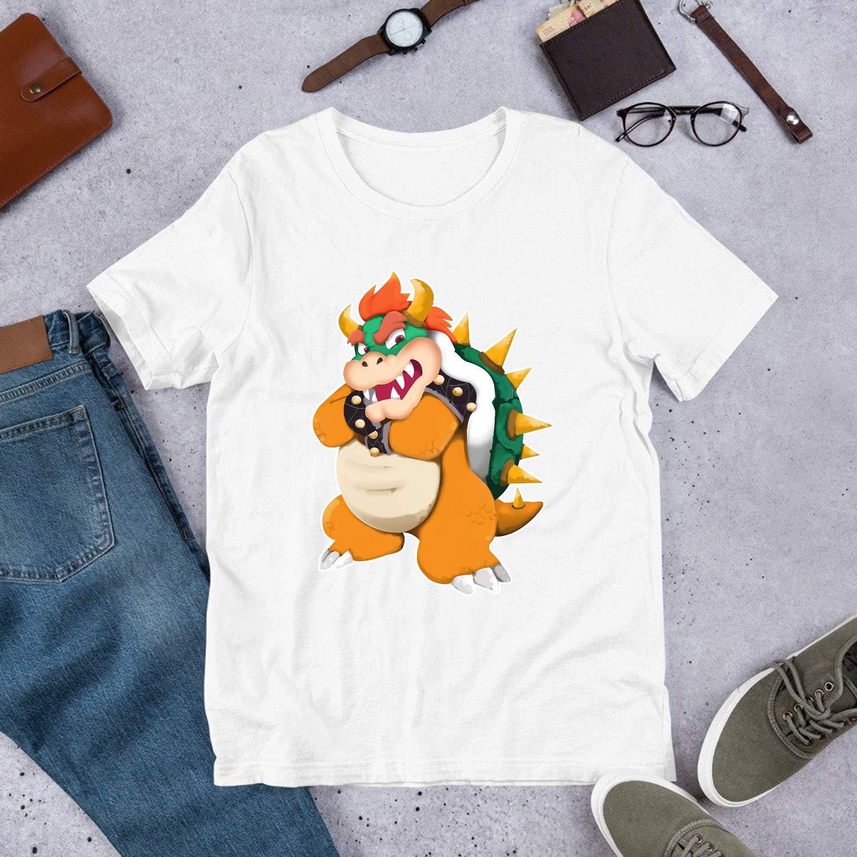 Bowser King Koopa Gift For Woman Shirts
