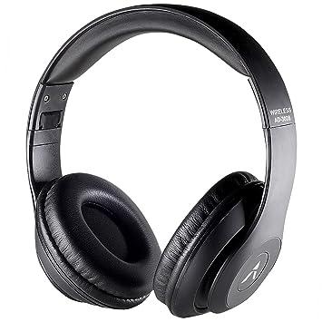 Adcom Shuffle Over Ear Wireless Bluetooth Headphones Amazon In Electronics