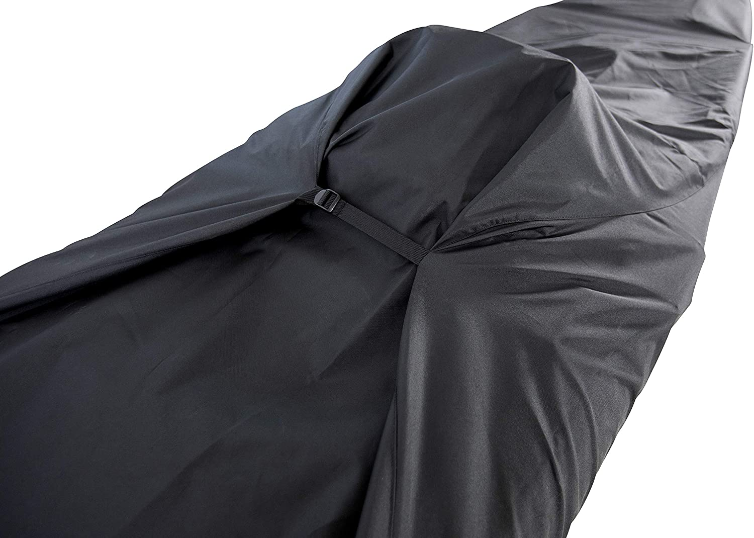 5 Sizes Wilderness Systems Kayak Cover 600 Denier for Indoor//Outdoor Storage Universal Fit for Sit On Top Kayaks 9-15 Feet