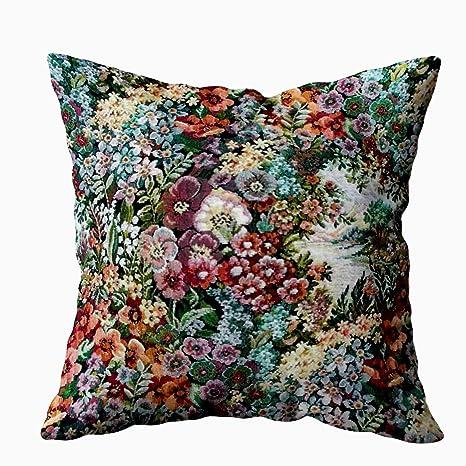 Amazon.com: Fundas de almohada con cremallera corta, de 15.7 ...