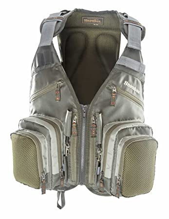 Snowbee Mens Classic Fly Vest