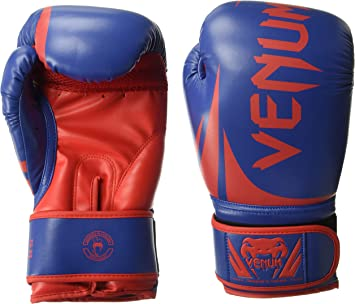 Venum Challenger 3.0 Sparring Gloves Black Gold MMA Training Striking Safety