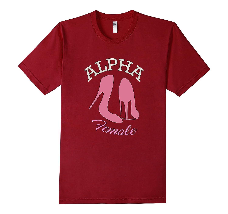 Alpha Female Slim Fit T Heels-TH